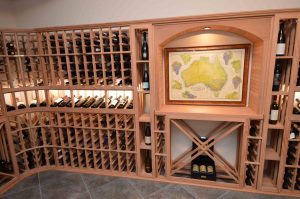Wine Cellar Art for Your Custom Design