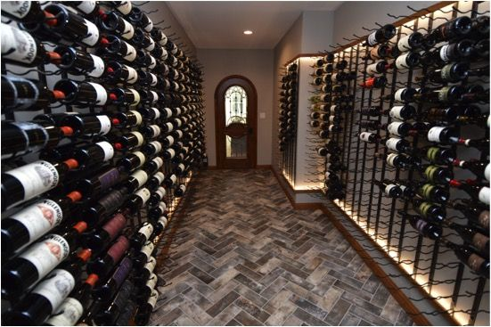 Wine Cellar Decor Ideas