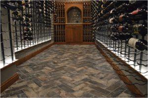 Wine Cellar Flooring Richmond