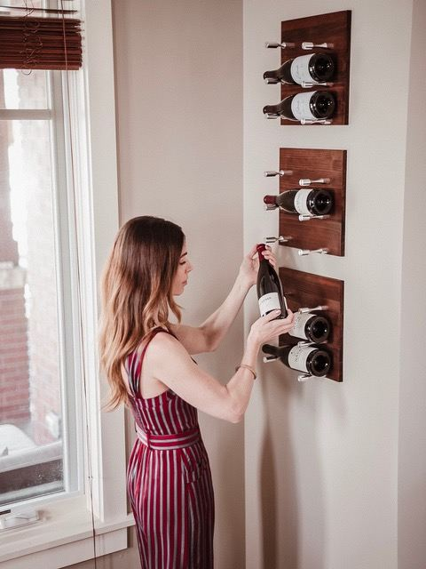 vintageview wine wall panel