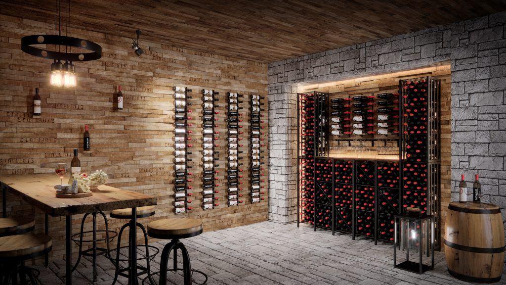 vintageview wine rack styles harvest wine cellars