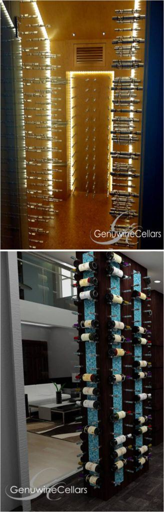 Genuwine Metal WIne Rack Systems