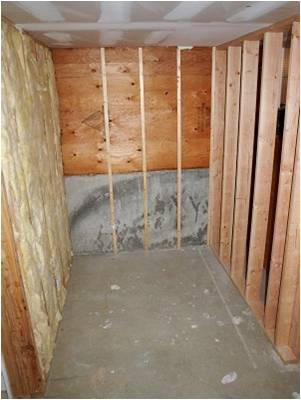 Custom Wine Cellar Insulation Baltimore Builders