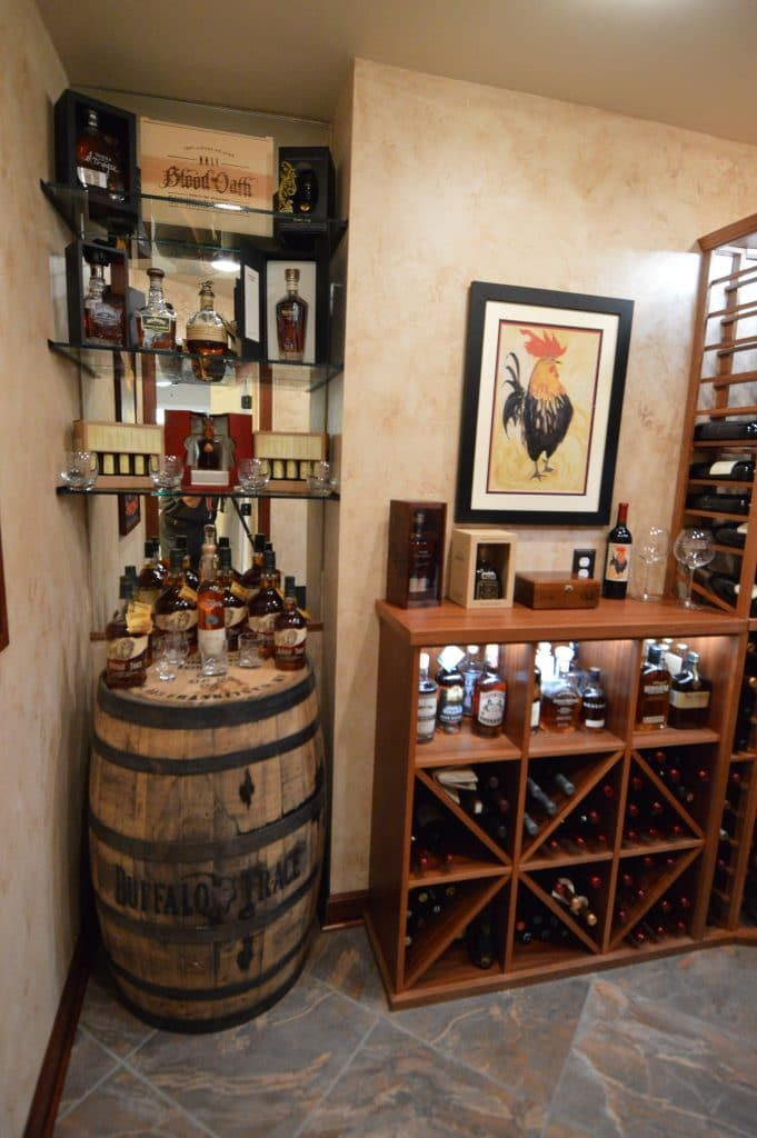 features residential wine cellar baltimore