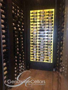 label link genuwine wine storage