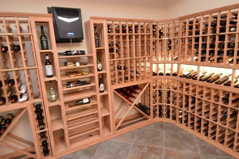 Get a quote for your own residential wine cellar design here!