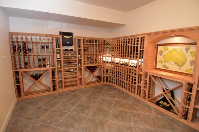 More about wooden wine racks here!