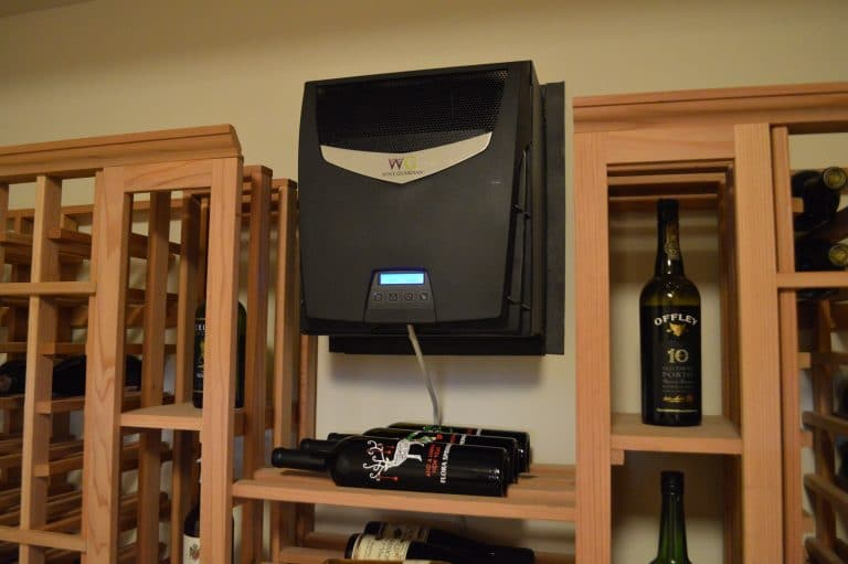 Learn more about proper wine cellar cooling here!