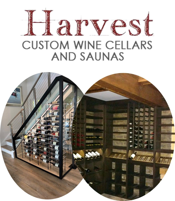 Home Wine Cellars by Harvest Custom Wine Cellars Mclean Virginia