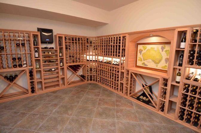 Residential Wine Cellars by Experts in Mclean, Virginia