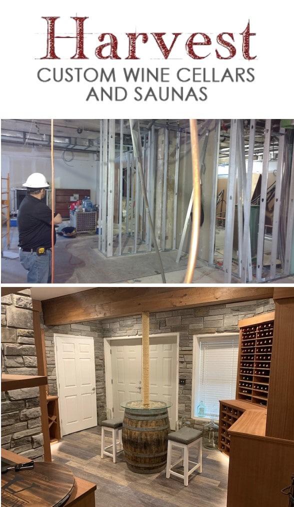 Harvest Custom Wine Cellars - Wine Cellar Construction Experts in Mclean Virginia